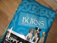 BARGAIN......£9......Burns Puppy food