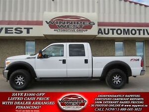 2015 Ford F-250 FX4 OFF ROAD 4X4, WESTERN EDITION , LOADED & EXT