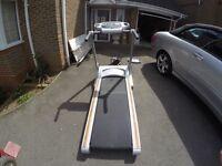 Treadmill ASI image pro 2 , motorised with incline