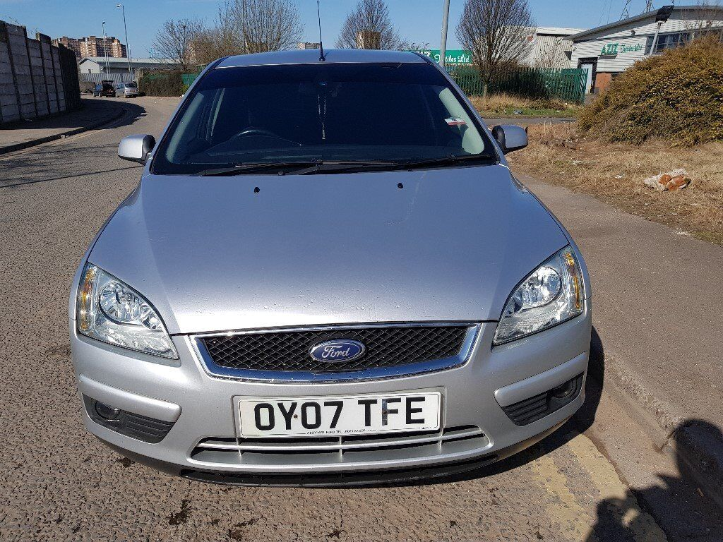 Ford Focus 1.6 TDCi Ghia 5dr 2007 Great MPG!