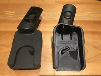 QUINNY BUZZ ADAPTORS FOR USE WITH THE MAXI COSI PEBBLE CAR SEAT