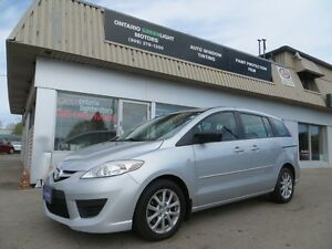 2008 Mazda MAZDA5 AUTOMATIC,LOADED,SUPER CLEAN,CERTIFIED
