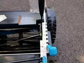 MAC Allister Hand-Propelled Lawnmower