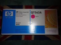 HP Color LaserJet Print Cartridge Q7563A Magenta