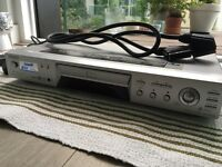 Sony DVD/ CD Player with remote control and scart lead