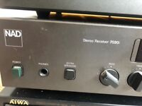 NAD Stereo receiver 7020i