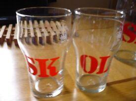 24 x Pub Glasses...never used!!