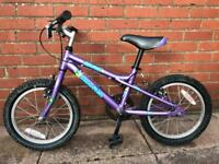 "Dawes Blowfish 16"" wheels kids bike"