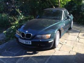 BMW z3 spares or repair drift project registered as 1.6 conversion?? Rwd