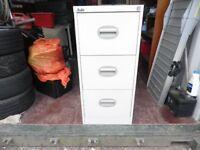 Silverline 3-Drawer Filing Cabinets