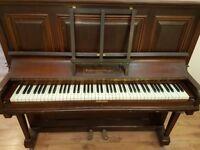Rushworth & Draper piano