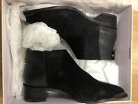 Senso Female Black Shoes Size UK4/European 37