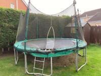 Large trampoline FREE