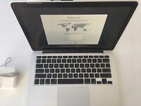 """Apple Mac Pro 13.3"""" RETINA i5 2.4GHZ 8GB 256GB, Model A1502, Late 2013"""