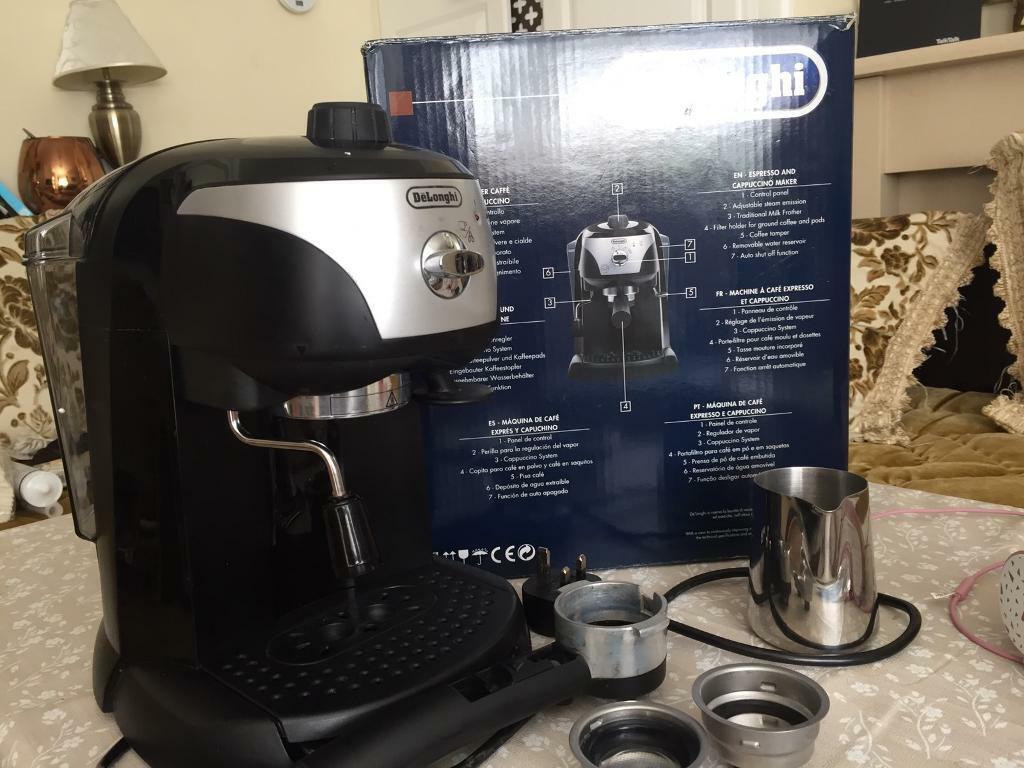 Espresso Cookworks Machine in SW17