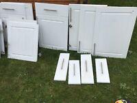 B&q door and drawer fronts