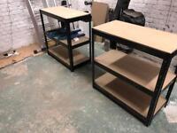 (SOLD) Heavy Duty Metal Shelving Storage (5 Tier)