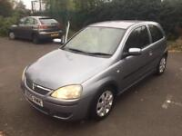 ** 2005 VAUXHALL CORSA 1.2 READY TO DRIVE BARGAIN QUICK SALE **