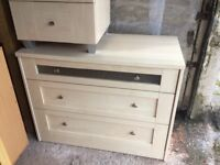 Bedroom chests of drawers matching