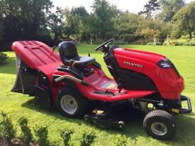 "Countax C60 Ride on Mower - 42"" deck - 300L collector"