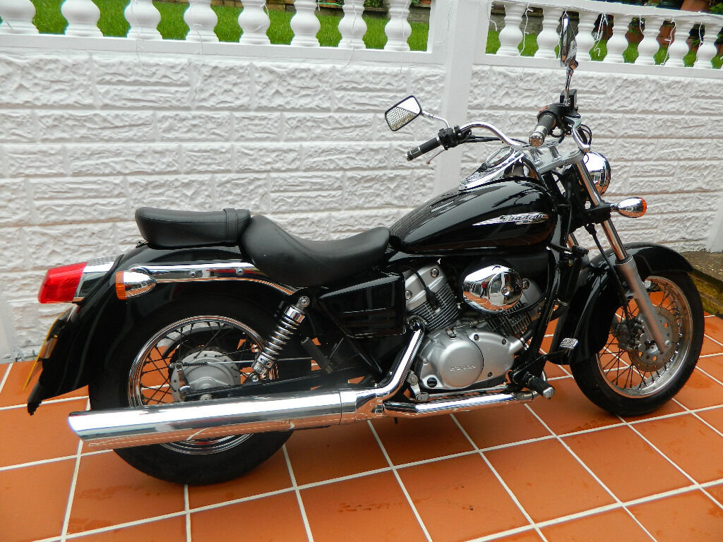 honda shadow vt 125 for sale in mansfield. Black Bedroom Furniture Sets. Home Design Ideas
