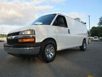 2010 Chevrolet Express 1500 AWD ** GR. ELECTRIQUE ** FULL RACK *