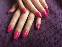 AUGUST & SEPTEMBER SPECIAL OFFER / MOBILE NAIL TECHNICIAN / GELS / ACRYLICS / MANICURES / PEDICURES