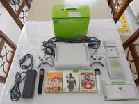 XBOX 360 CORE SYSTEM Boxed inc 3 Games