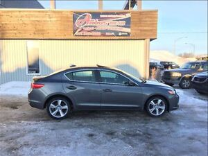 2013 Acura ILX Premium Package CUIR/TOIT/MAGS SEULEMENT 40 500KM