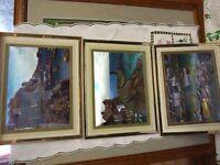3 foil pictures