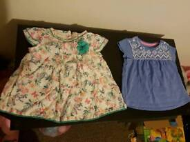 Girls 18-24 months 20 items (2 items 1-1.5 years)