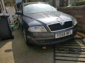 Skoda Octavia 2008 1.9 Diesel PD Engine No m.o.t spares and repairs