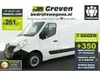 Renault Master T35 2.3 dCi L3H2 Airco Cruise PDC Navi 3Pers