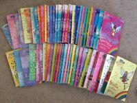 Children's Rainbow Fairies Books