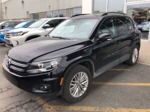 2015 Volkswagen Tiguan Special Edition 4X4  BLUETOOTH TOIT OUVRA