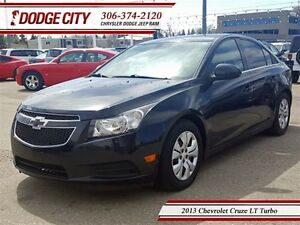 2013 Chevrolet Cruze LT Turbo **PST PAID**