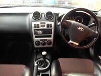 Hyundai Coupe 1.6 S 3dr - 12 Months MOT - Great Condition - Black