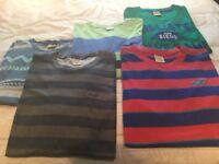 Men's Hollister T-Shirts x 5, size L