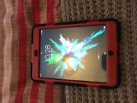 iPad Mini - 16GB - WiFi - Rugged Case inc - No box or Charger