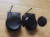 5.8 Ghz Wireless Audio/Video Sender - Transmitter