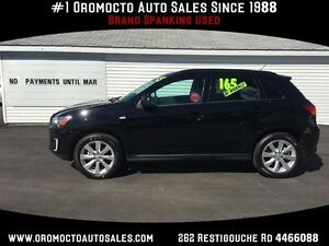 2015 Mitsubishi RVR GT, Only 00480 km, Heated Seats, Roof