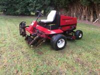 Toro 5 Gang Ride On Sit On Lawn Mower Reelmaster 5200-D/5400-D Fairway Fine Cut