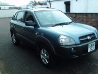 2006 06 HYUNDAI TUCSON 2.0 CRTD GSI 4WD 5DR ** DIESEL 4X4 ** TRADE IN TO CLEAR **