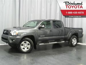 2015 Toyota Tacoma 4WD Double Cab V6 Auto TRD  LOCAL TRADE IN