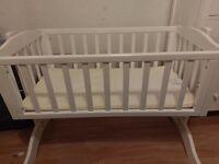 White Crib for Sale
