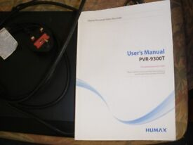 HUMAX BRAND DIGITAL VIDEO RECORDER