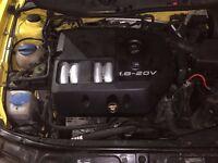 1.8 20v non turbo Engine APG