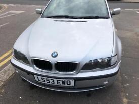 BMW 320d 2003