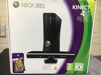 X Box 360 Kinect with 8 games