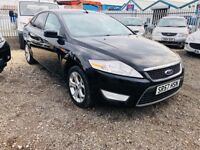 2007 57 FORD MONDEO 2.0 ZETEC *** FULL SERVICE HISTORY *** LOW MILES ***